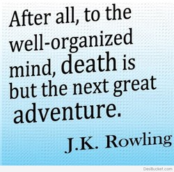 After all, to the 