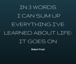 IN 3 WORDS 