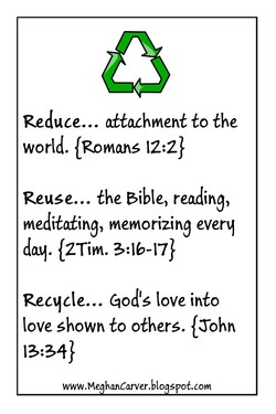 Reduce... attachment to the 