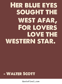 HER BLUE EYES 