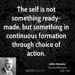 The self is not 