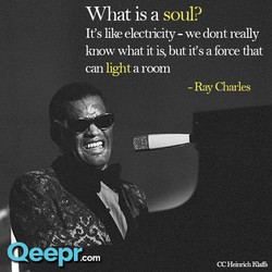 What is a soul? 