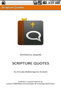 Scripture Quotes 