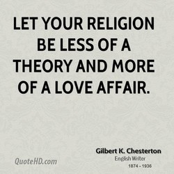LET YOUR RELIGION 
