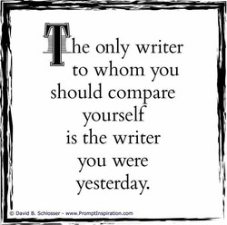 e only writer 