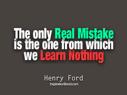 R 'Mistake 