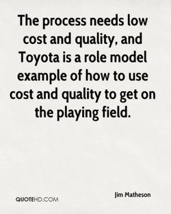 The process needs low 
