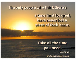 ime imit for grief, 
