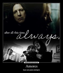 after all this time. 