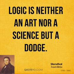 LOGIC IS NEITHER 