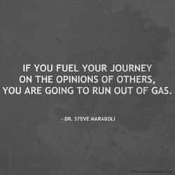 IF YOU FUEL YOUR JOURNEY 