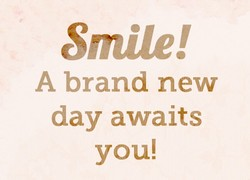 Smile! 