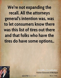 We're not expanding the 