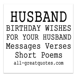 HUSBAND 