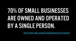 OF SMALL BUSINESSES 