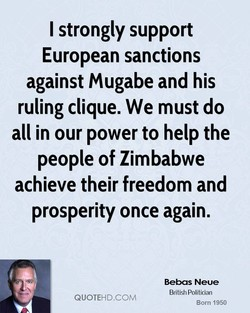 I strongly support 