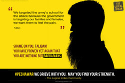 We targeted the army's school for 