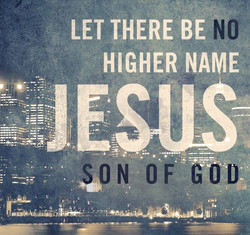 LET THERE BE 