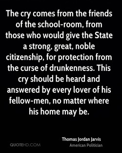 The cry comes from the friends 