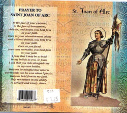 St. soan of f•lrc 