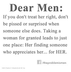 Dear Men: 