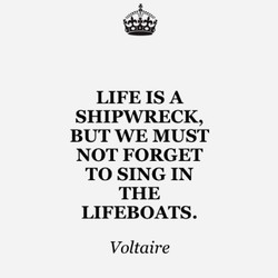 LIFE IS A 