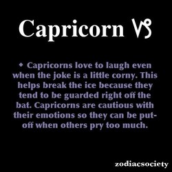 Capricorn VS 