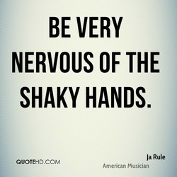 BE VERY 