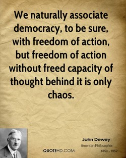 We naturally associate 