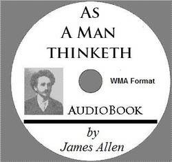 A MAN THINKETH WMA Format AUDIOBOOK by James Allen