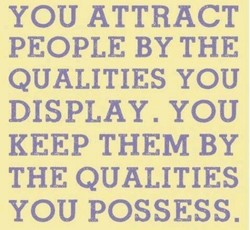 YOU ATTRACT 