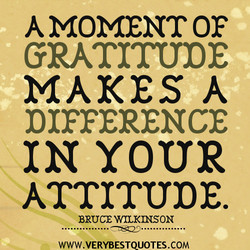 A MOMENT OF 