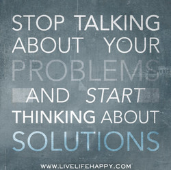 STOP TALKING 