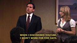 WHEN 1 DISCOVERED YOUTUBE,V 