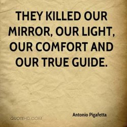 THEY KILLED OUR 