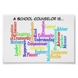 A SCHOOL COUNSELOR IS... 