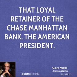 THAT LOYAL 