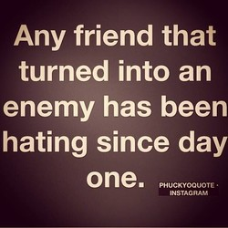 Any friend that 