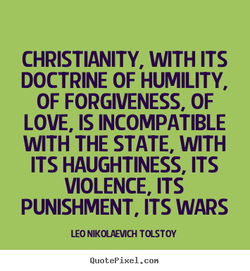 CHRISTIANITY, WITH ITS 