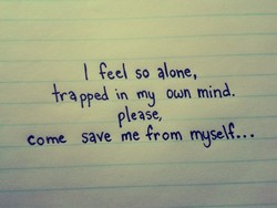 I Qee\ so alone, 