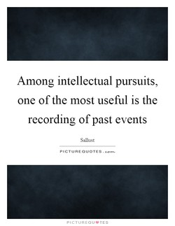 Among intellectual pursuits, 