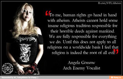 To me, human rights go hand in hand 
