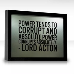 POWER TENDS TO 