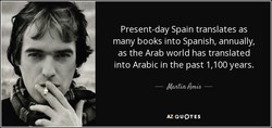 Present-day Spain translates as 