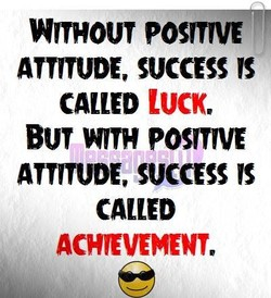 WITHOUT POSITIVE 