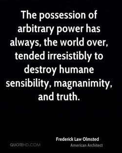 The possession of 