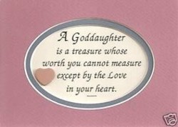 A Goddaughter 