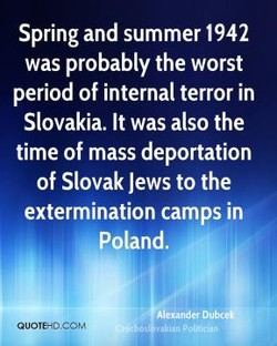 Spring and summer 1942 
