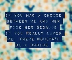 YOU HAO A CHOICE 