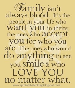 (3amily isn't 